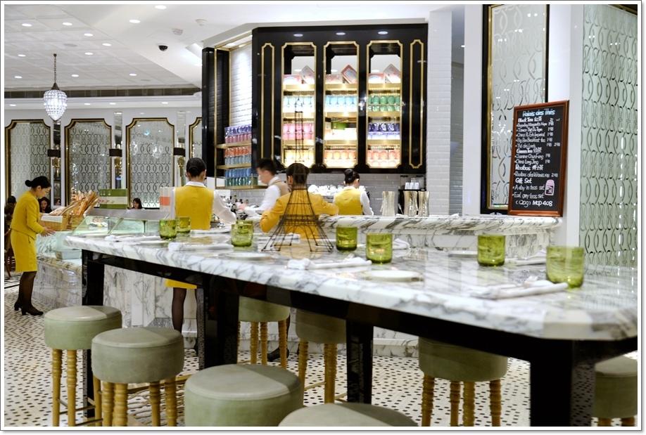 Ritz Carlton下午茶09