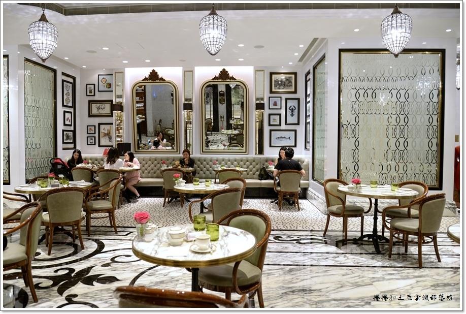Ritz Carlton下午茶13