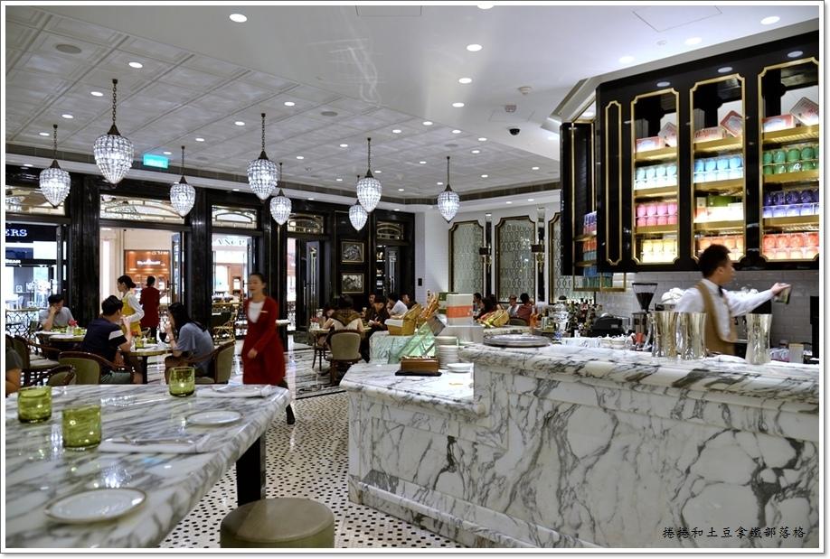Ritz Carlton下午茶14