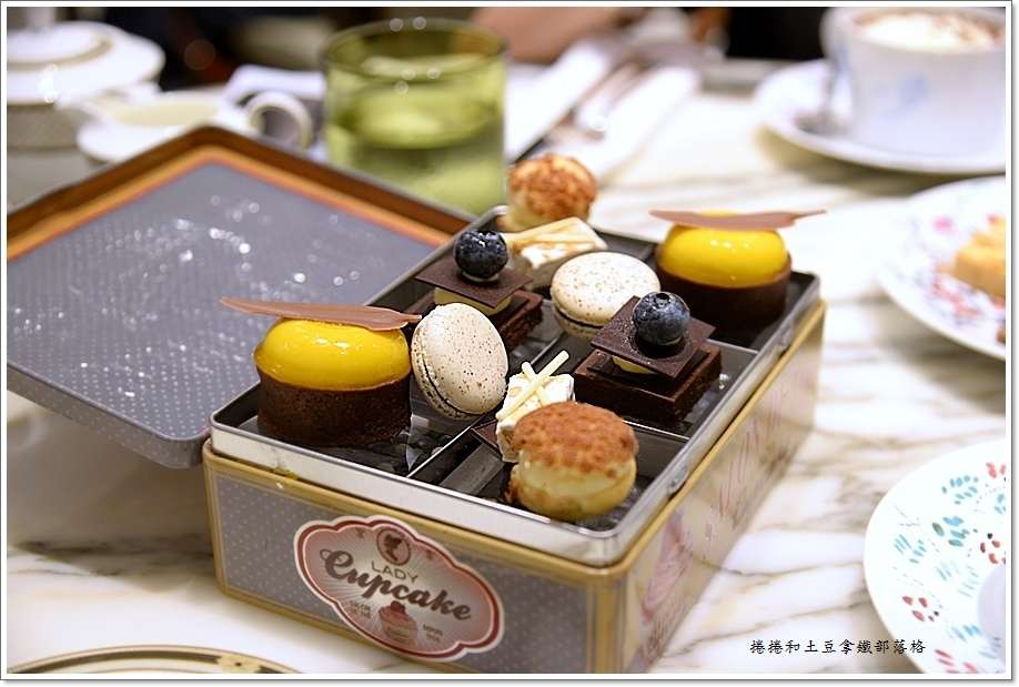 Ritz Carlton下午茶16