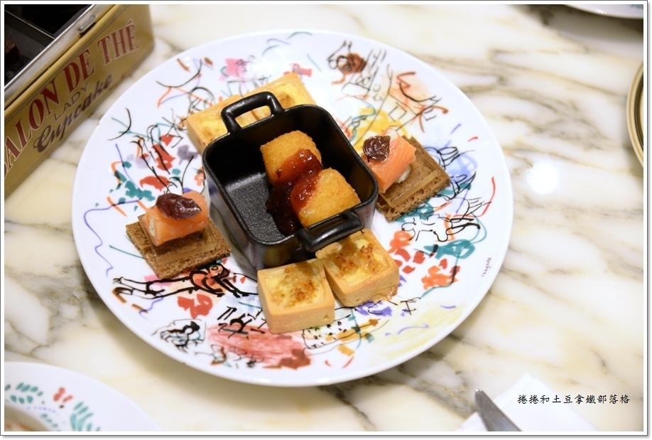 Ritz Carlton下午茶18
