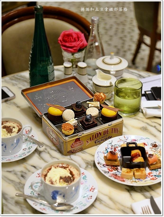 Ritz Carlton下午茶20