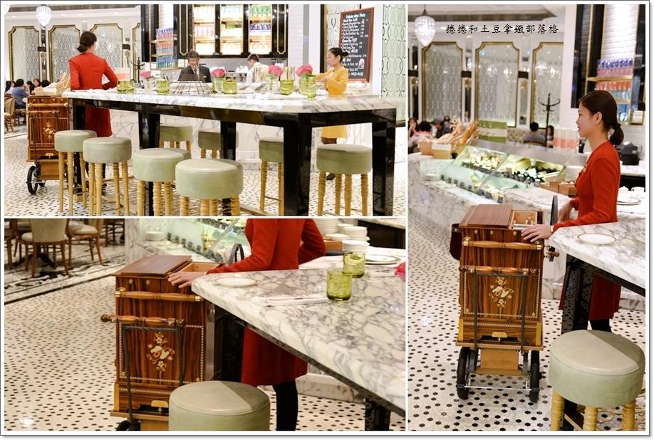 Ritz Carlton下午茶22