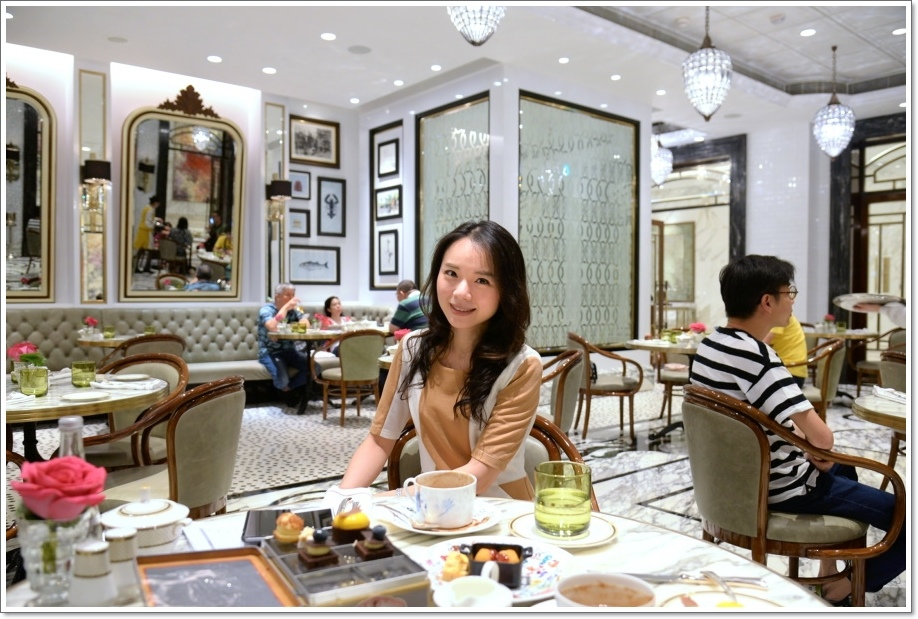 Ritz Carlton下午茶23
