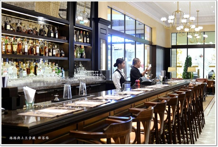 巴黎人Brasserie法式餐廳04.JPG
