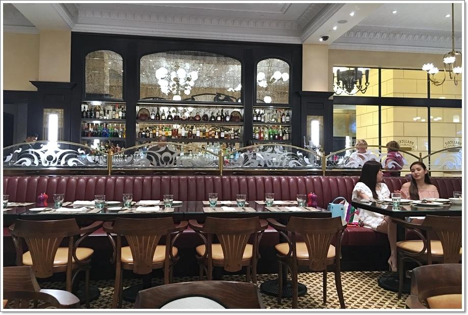 巴黎人Brasserie法式餐廳05.JPG