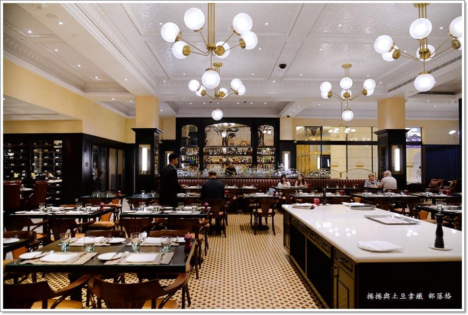 巴黎人Brasserie法式餐廳07.JPG