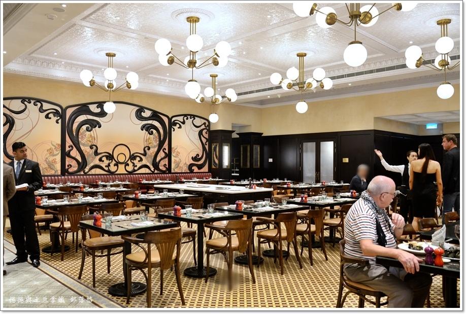 巴黎人Brasserie法式餐廳11.JPG