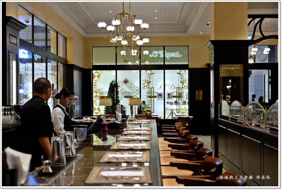 巴黎人Brasserie法式餐廳12.JPG