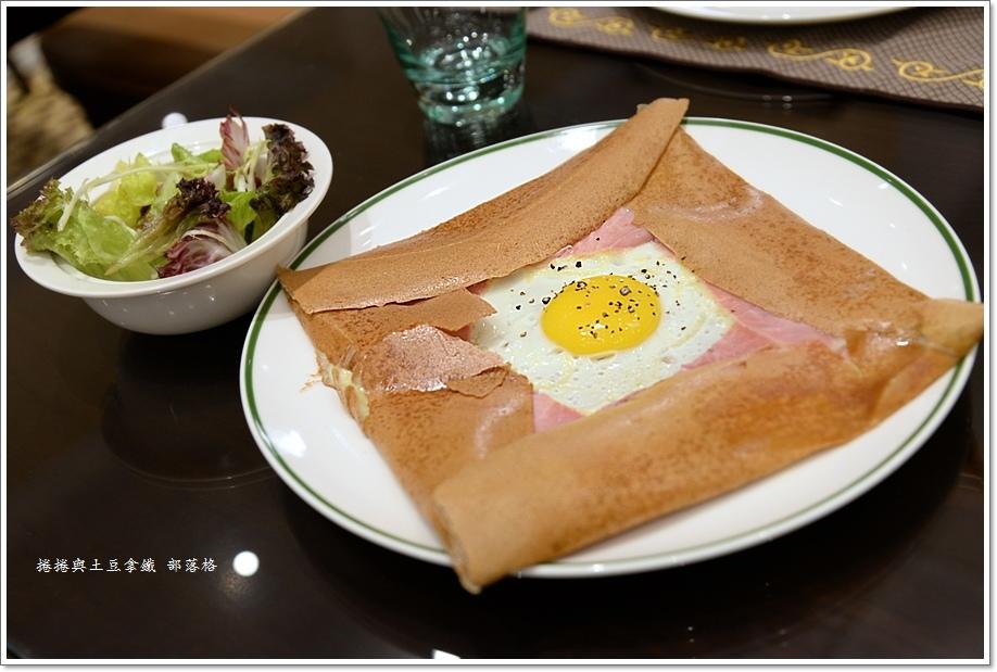 巴黎人Brasserie法式餐廳13.JPG