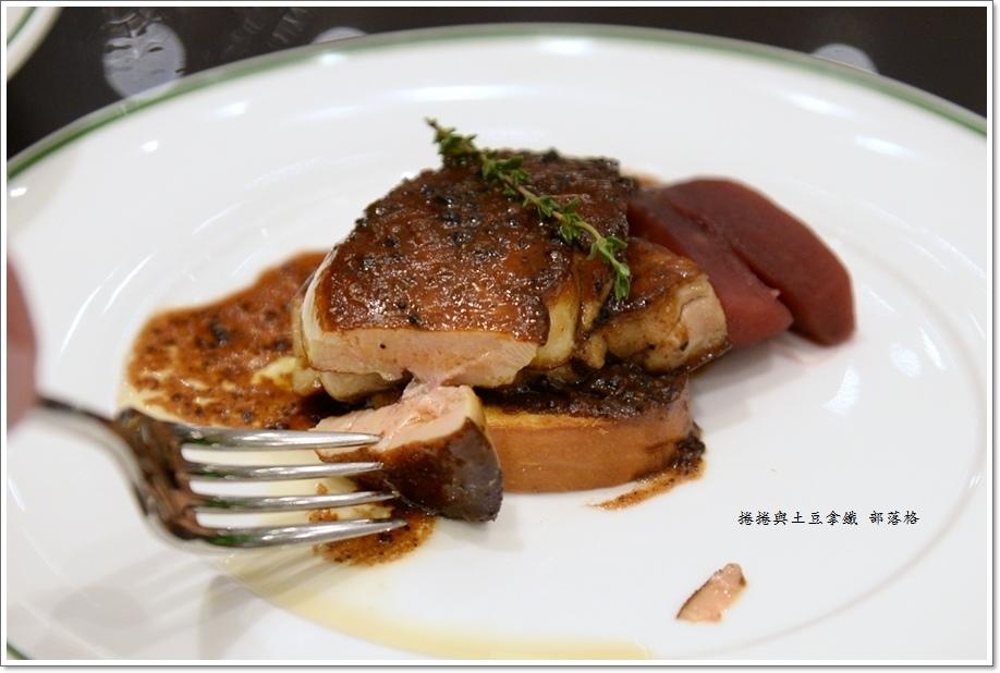 巴黎人Brasserie法式餐廳17.JPG