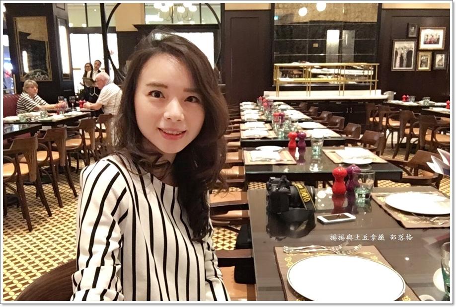 巴黎人Brasserie法式餐廳25.JPG