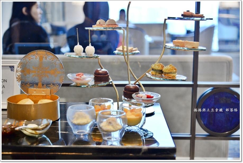 麗思卡爾頓咖啡廳下午茶05.JPG
