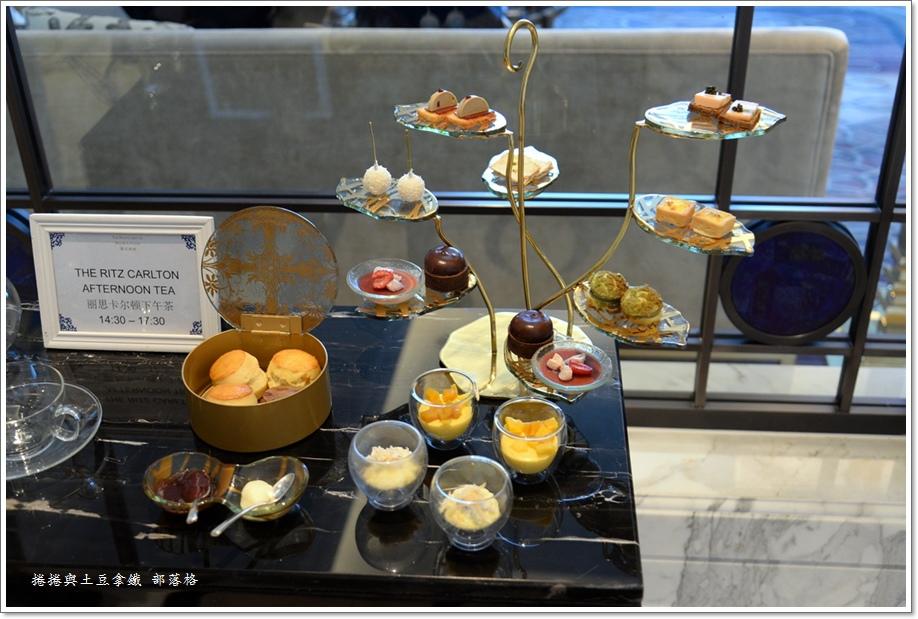 麗思卡爾頓咖啡廳下午茶06.JPG