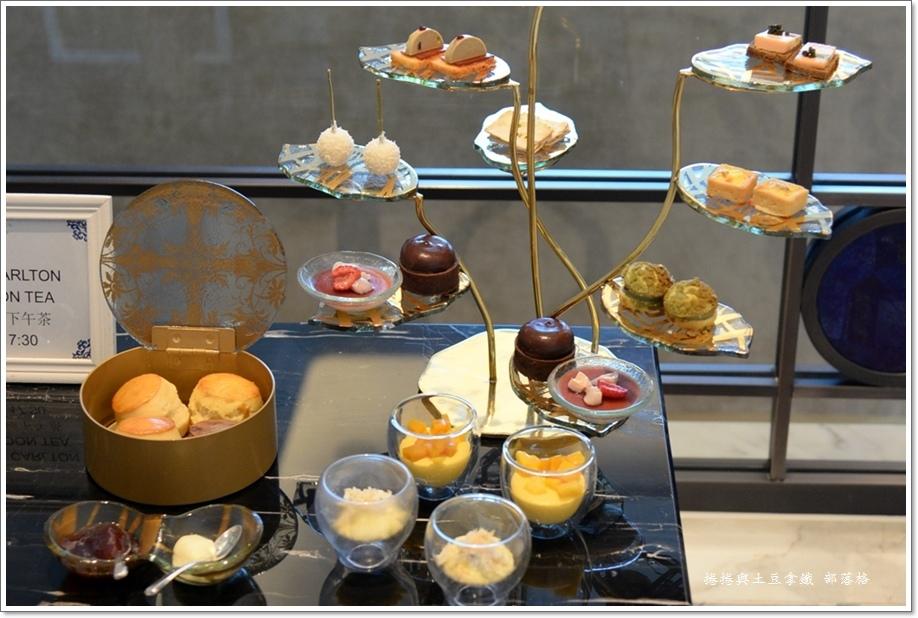 麗思卡爾頓咖啡廳下午茶07.JPG
