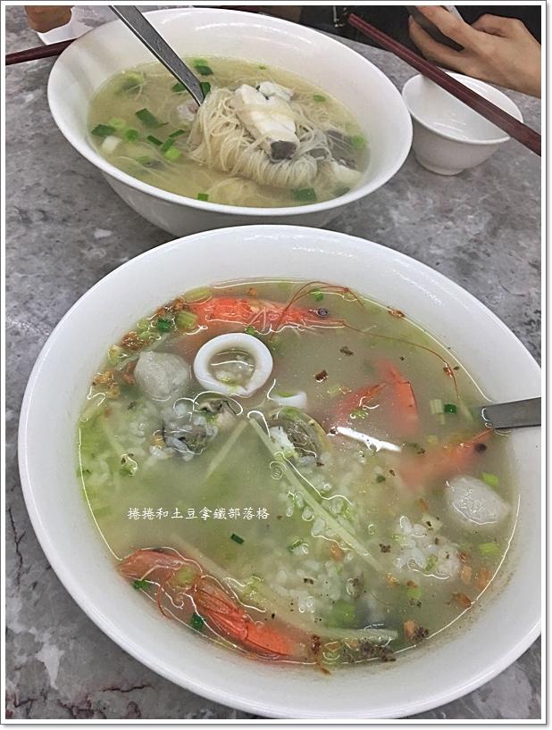 老利仔海產粥13.JPG