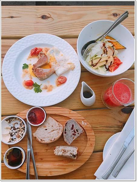 華泰瑞苑早餐-2