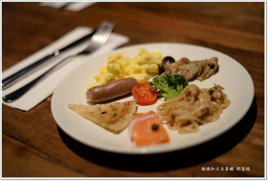 台北QUOTE早餐