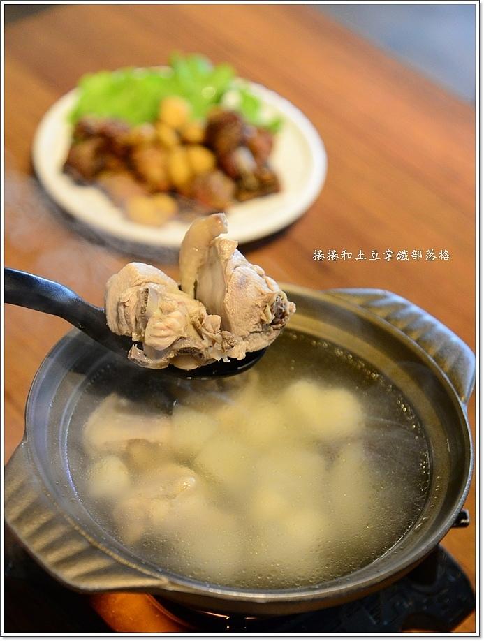 御膳房土雞鍋-6