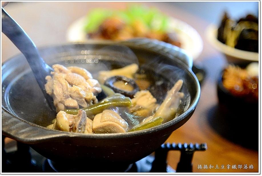 御膳房土雞鍋-14