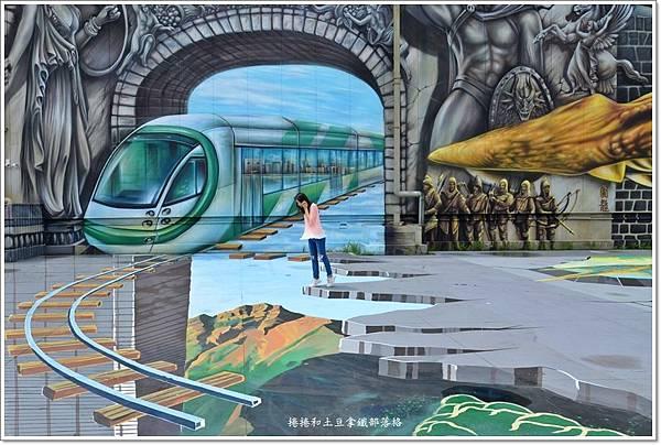 時空之城3D彩繪13