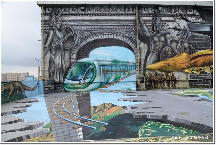 時空之城3D彩繪12