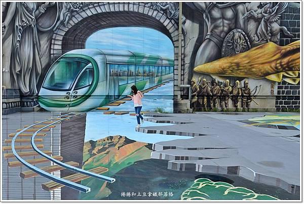 時空之城3D彩繪22