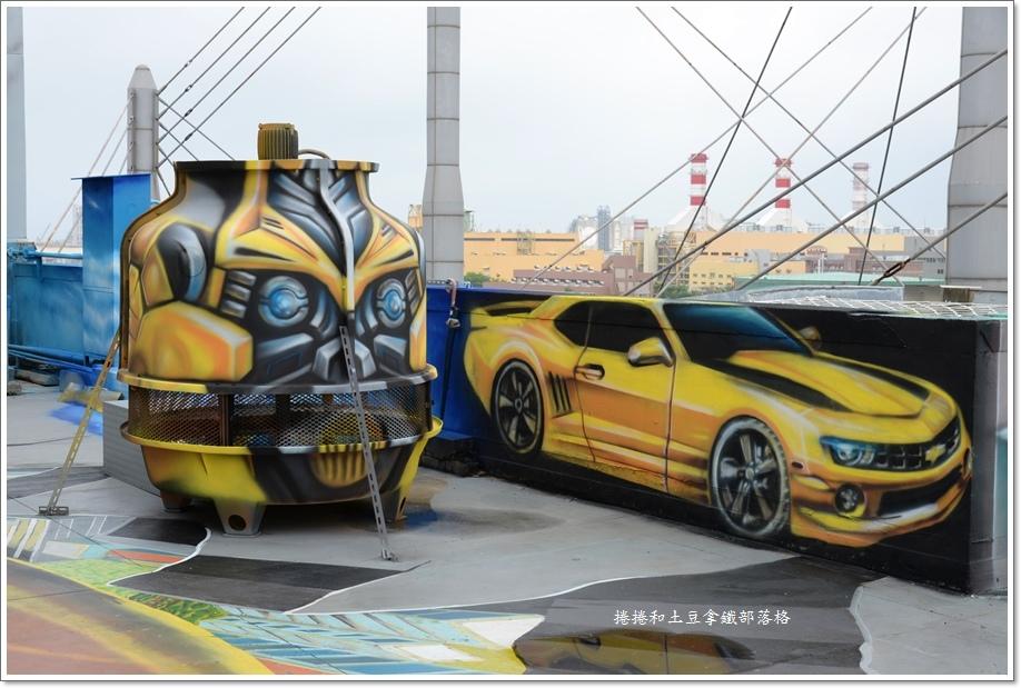 時空之城3D彩繪28