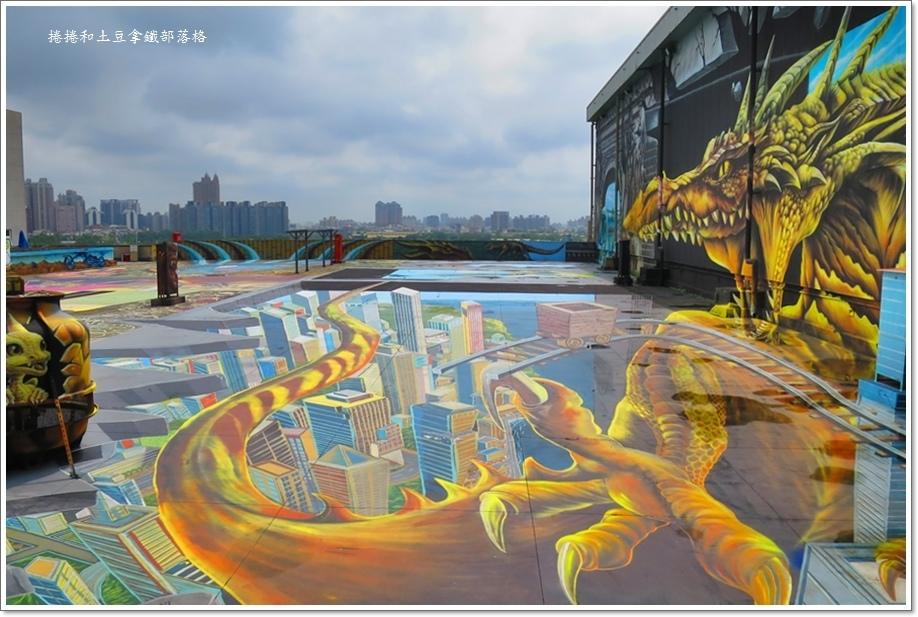 時空之城3D彩繪29
