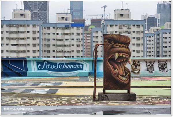 時空之城3D彩繪36