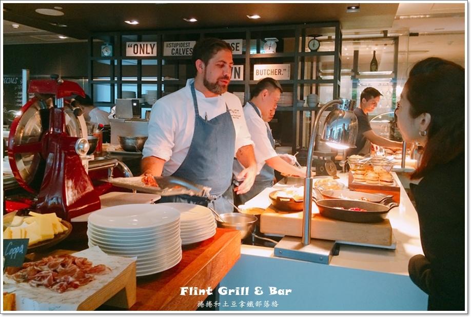 萬豪Flint Grill & Bar 29