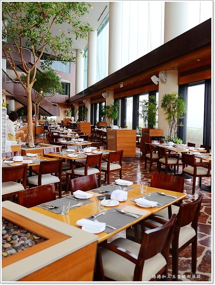 洲際酒店自助早餐 (2)