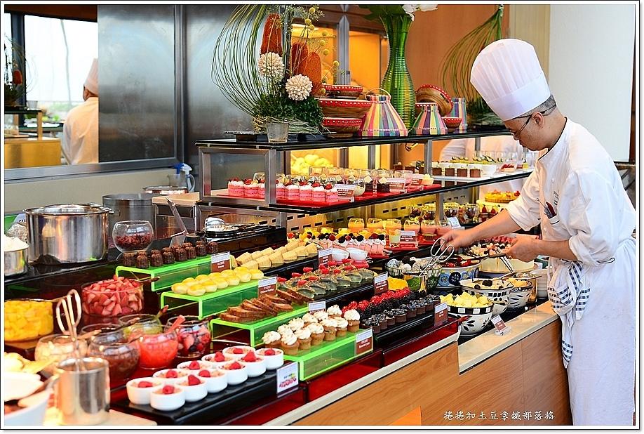 洲際酒店自助早餐 (3)