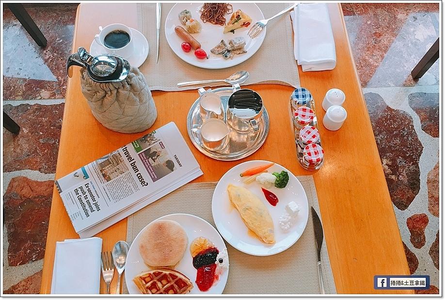 洲際酒店自助早餐-2