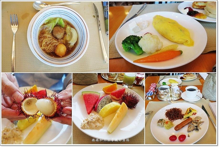 洲際酒店自助早餐-4