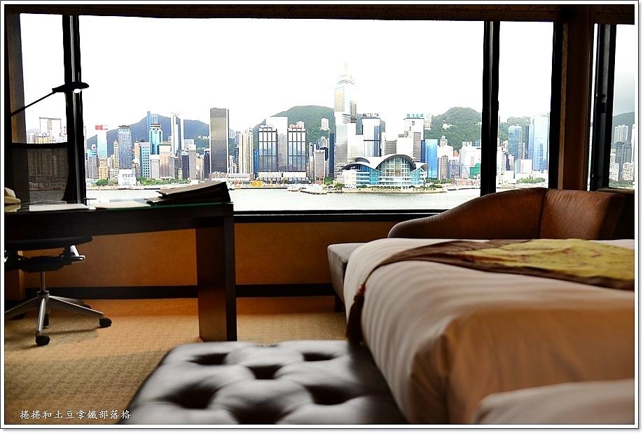 洲際酒店海景房-1