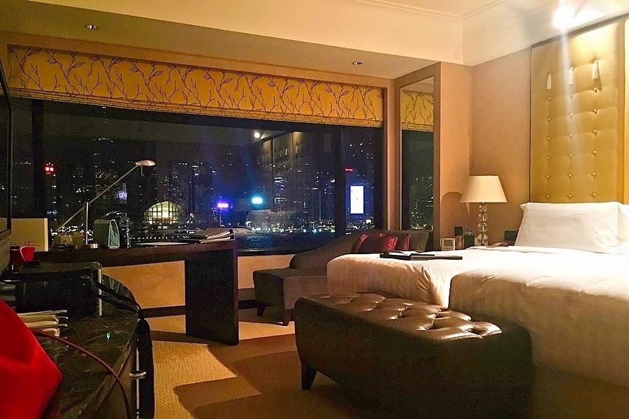 洲際酒店海景房-4