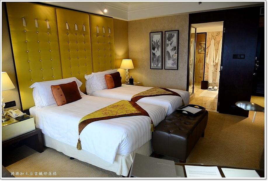 洲際酒店海景房-6