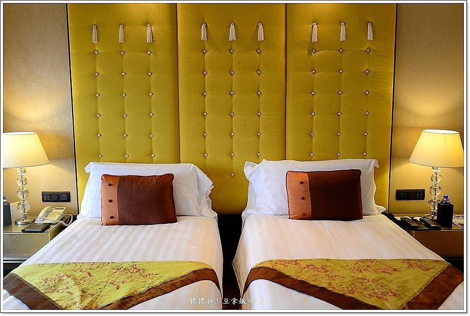 洲際酒店海景房-7