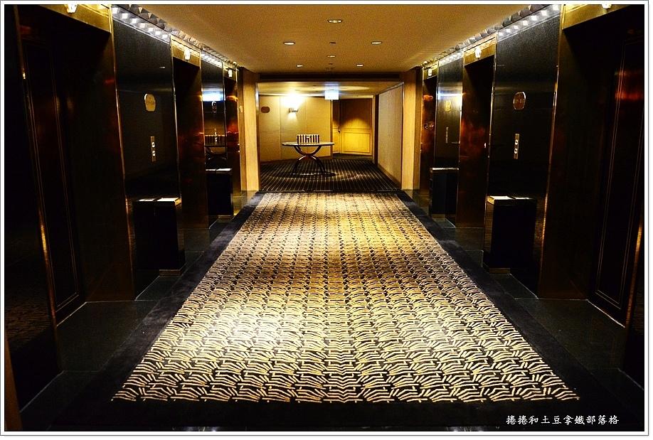 洲際酒店海景房-8