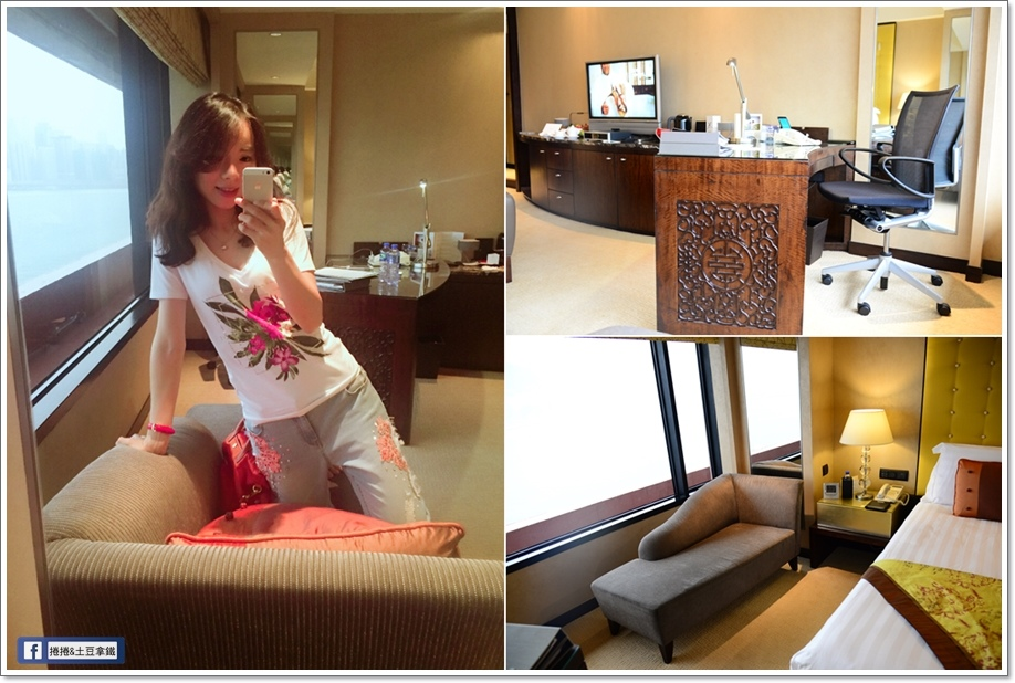 洲際酒店海景房-14