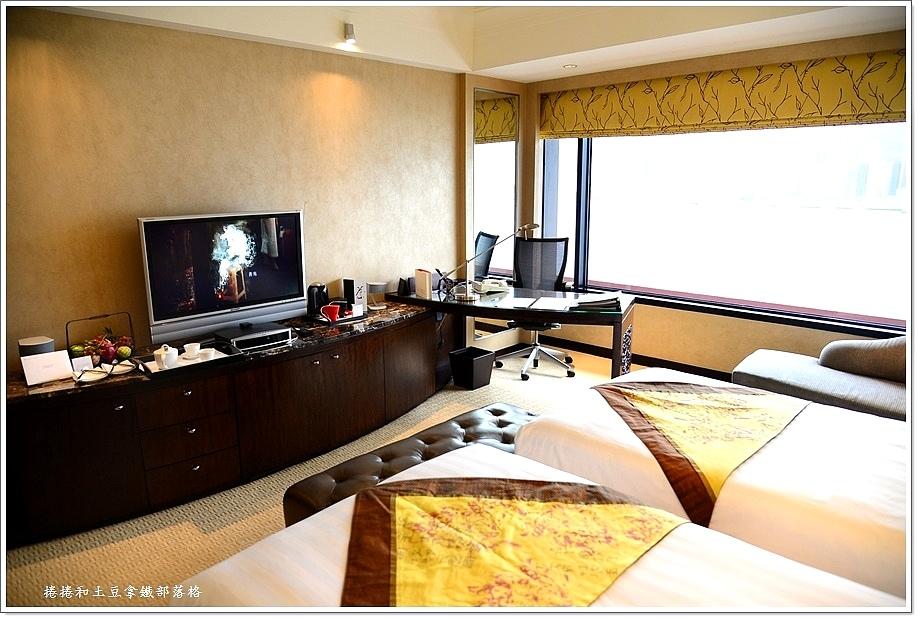 洲際酒店海景房-18
