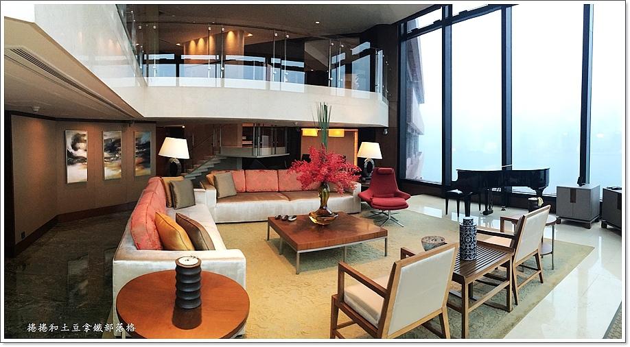 洲際酒店總統套房-1