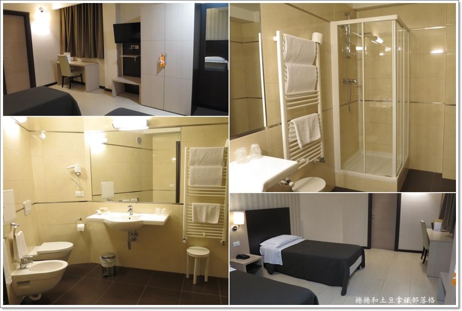 住宿San Severino Hotel-1
