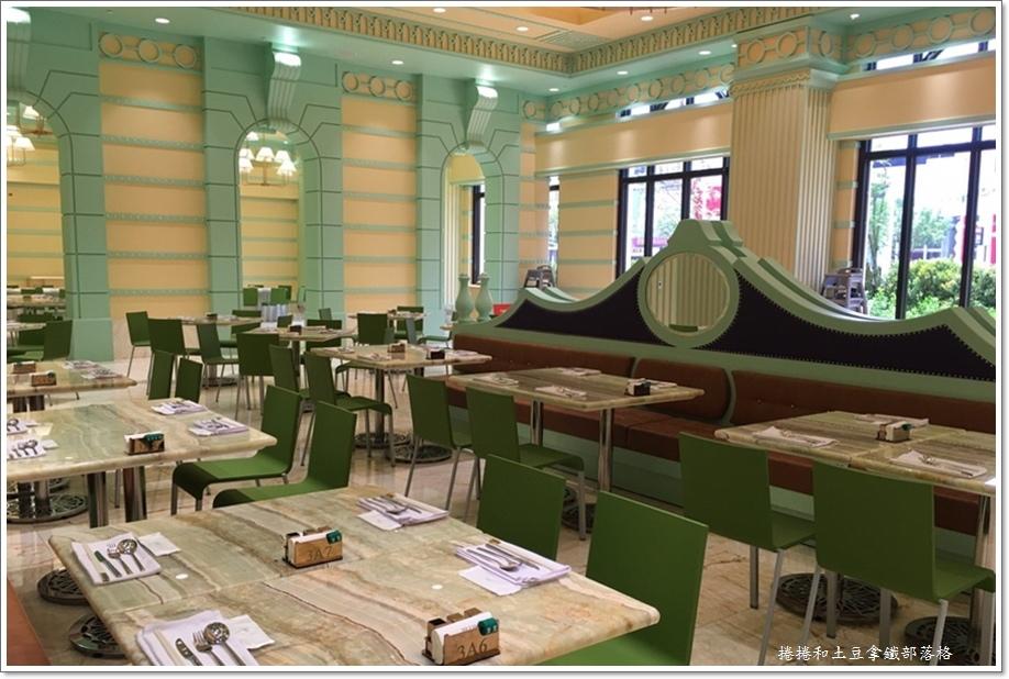 林皇宮自助午餐-5