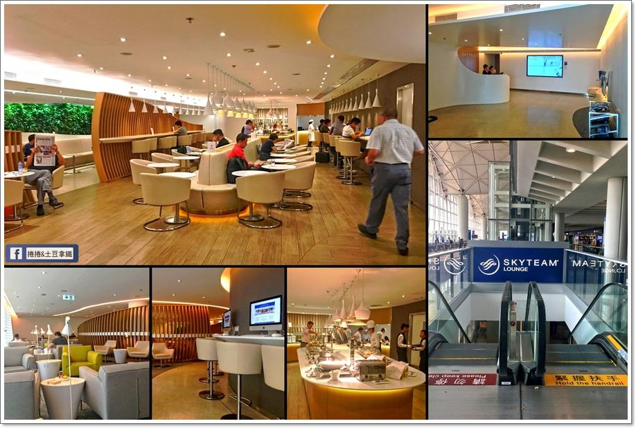 香港華航貴賓室-2