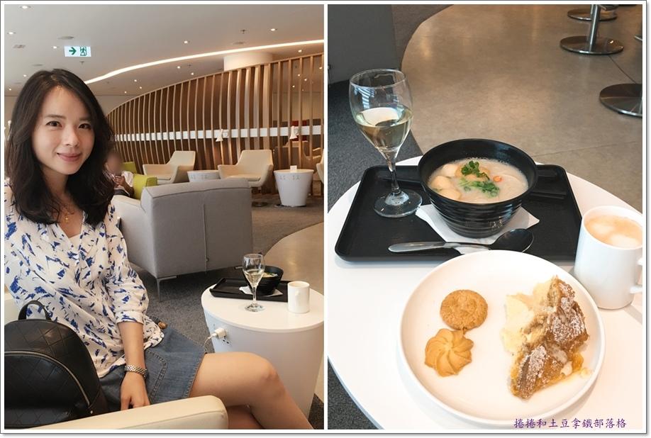 香港華航貴賓室-3