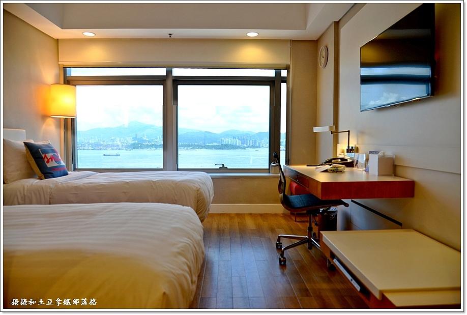 今旅酒店房間
