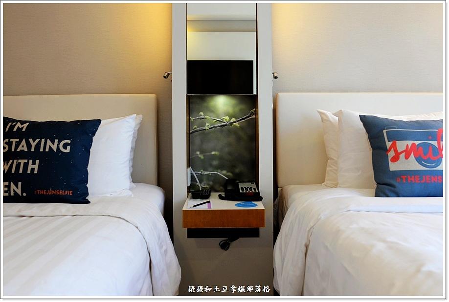 今旅酒店客房-2