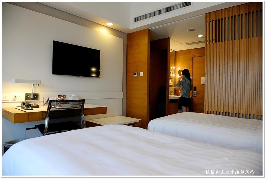 今旅酒店客房-1
